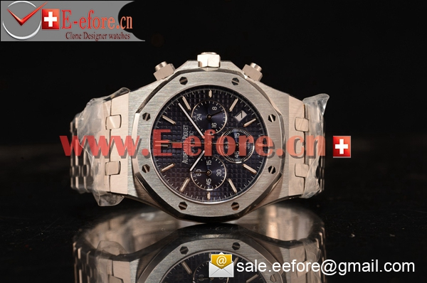 Audemars Piguet Royal Oak Chronograph Steel Watch - 26320ST.OO.1220ST.022