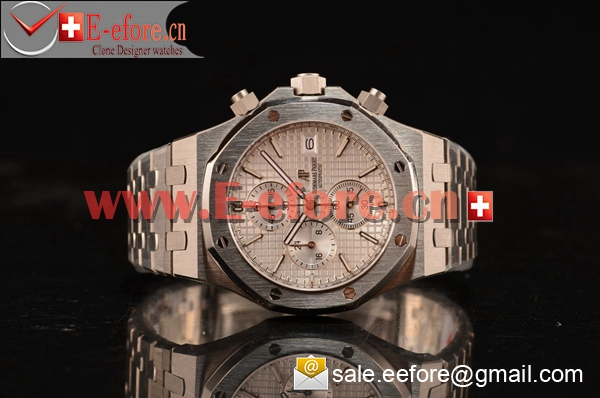 Audemars Piguet Royal Oak Chronograph Steel Watch - 26320ST.OO.1220ST.02lL