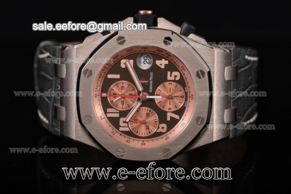 "Audemars Piguet Royal Oak Offshore ""Pride of Indonesia"" Limited Edition Titanium Watch-26179IR.OO.A005CR.01"
