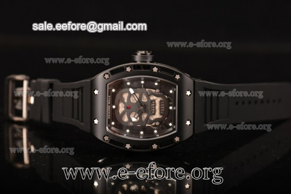 Richard Mille PVD Watch - RM 52-01
