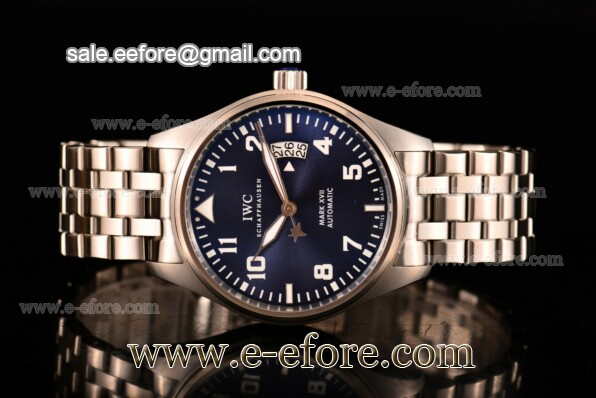 "IWC Pilot's Watch Mark XVII Edition ""Le Petit Prince"" 1:1 Original Watch - IW326504"