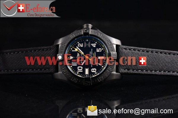 1:1 Breitling Avenger Seawolf Code Yellow PVD Watch-M17330B2/BC05-200S (H)