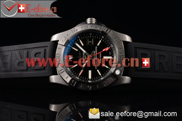 Breitling Avenger II GMT Steel Watch-A3239011/BC34-153S
