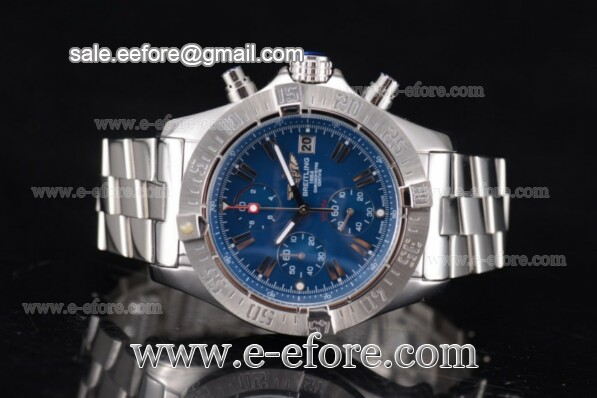 Breitling Avenger Seawolf Chronogrpah Steel Watch - a1338012/g132-3ct