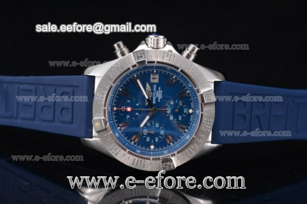 Breitling Avenger Seawolf Chronogrpah Steel Watch - a1338012/g125-3ct