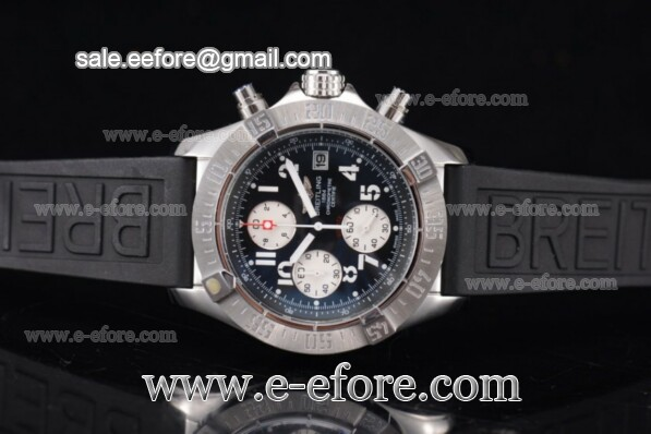 Breitling Avenger Seawolf Chronogrpah Steel Watch - a1338012/g124-3ct