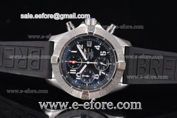 Breitling Avenger Seawolf Chronogrpah Steel Watch - a1338012/g134-3ct