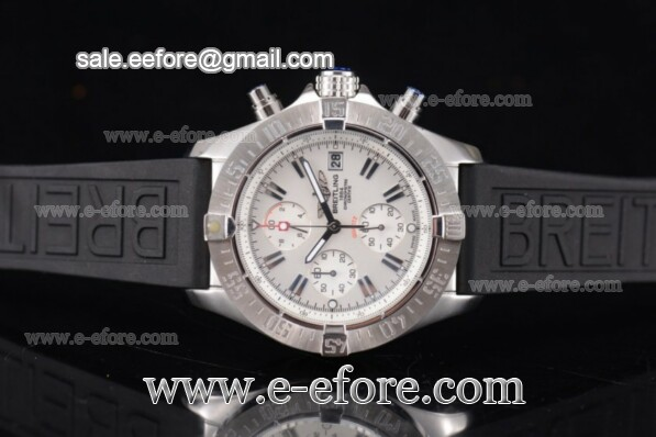 Breitling Avenger Seawolf Chronogrpah Steel Watch - a1338012/g792-3ct