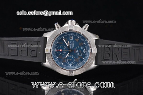 Breitling Avenger Seawolf Chronogrpah Steel Watch - a1338012/g123-3ct