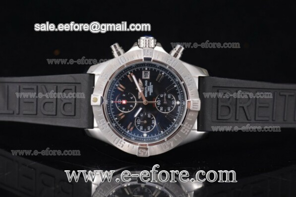Breitling Avenger Seawolf Chronogrpah Steel Watch - a1338012/g122-3ct