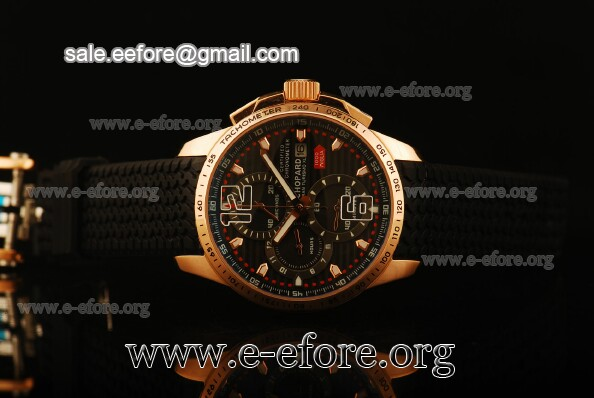 Chopard Mille Miglia Racing Superfast Chrono Watch - 168459-6001