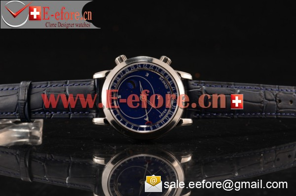 Patek Philippe Grand Complication Steel Watch - 6102P