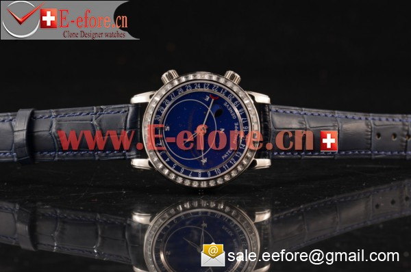 Patek Philippe Grand Complication Steel Watch - 6102PD