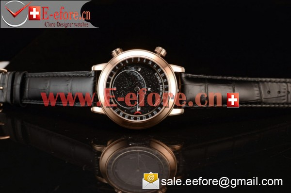 Patek Philippe Grand Complication Sky Moon Celestial Rose Gold Watch - 6102R (GF)