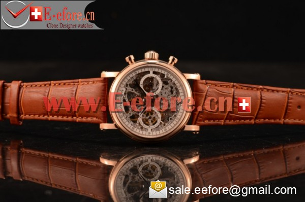 Patek Philippe Complications Chronograph Rose Gold Watch - 5182/1R-001