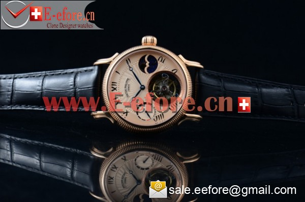 Patek Philippe Grand Complication Rose Gold Watch - 5130RRB