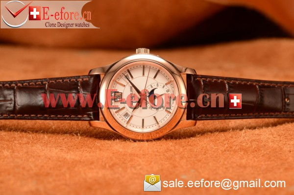 Patek Philippe Grand Complications Rose Gold Case Watch- 5207R/700P-002