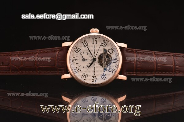 Patek Philippe Grand Complication Two Tone Zone Watch - PP.RG041801