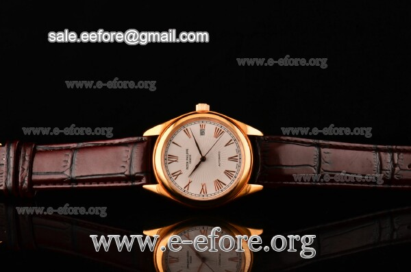 Patek Philippe Calatrava Watch - 6000G-TT