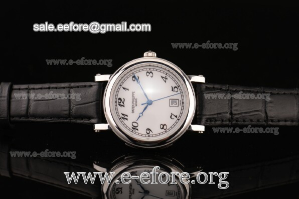 Patek Philippe Calatrava Watch - 5196P-pp