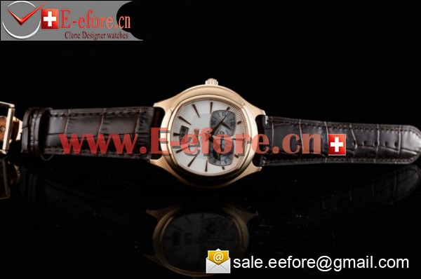 Piaget Polos Rose Gold Watch- GOA41006CR