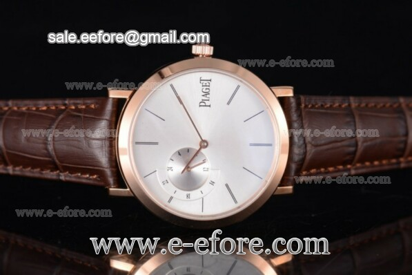 Piaget Altiplano Rose Gold Watch - G0A34113