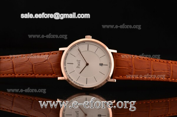 Piaget Altiplano 50th Anniversary Watch - G0A35132.WT