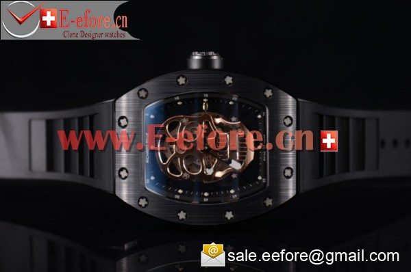 Richard Mille RM052 PVD Watch
