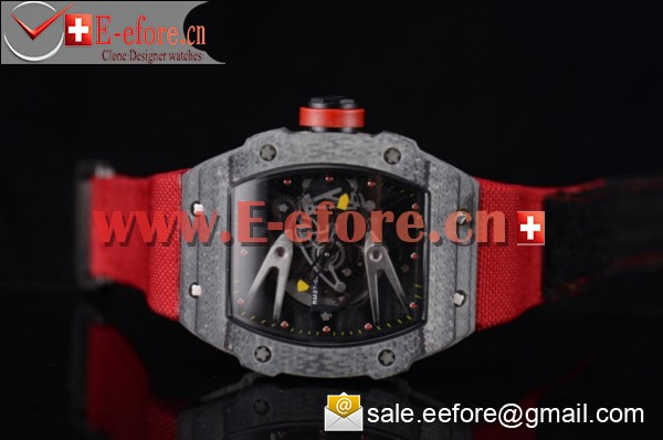 Richard Mille RM027-2 Carbon Fiber Watch