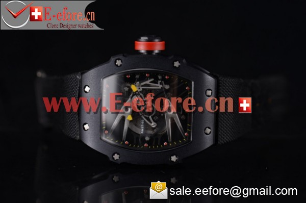 Richard Mille RM027-2 PVD Watch