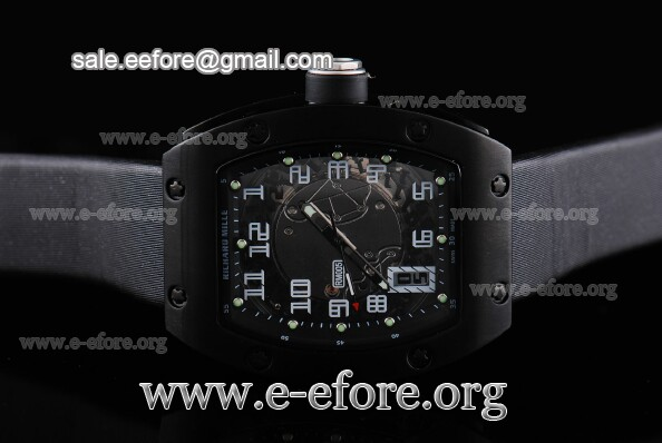 Richard Mille RM 010 PVD Watch