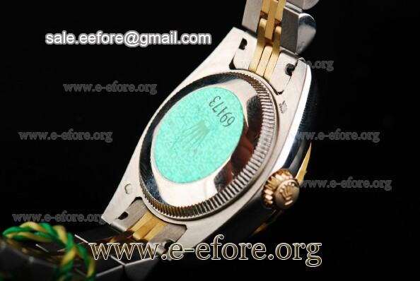 Rolex Datejust 26mm Ladies Two Tone Watch - 179173 chdj wro