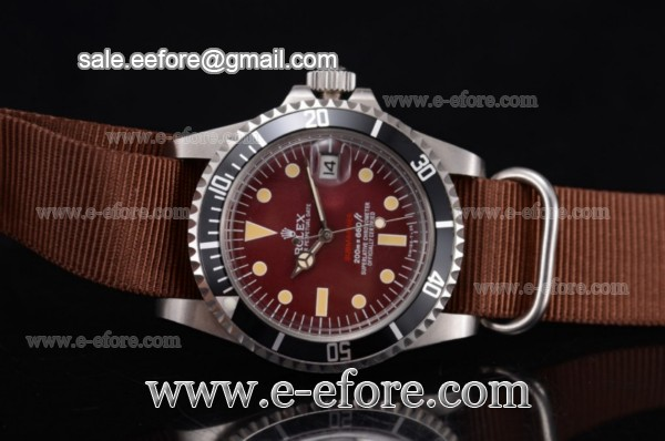 Rolex Submariner Vintage Steel Watch - 1680 brn