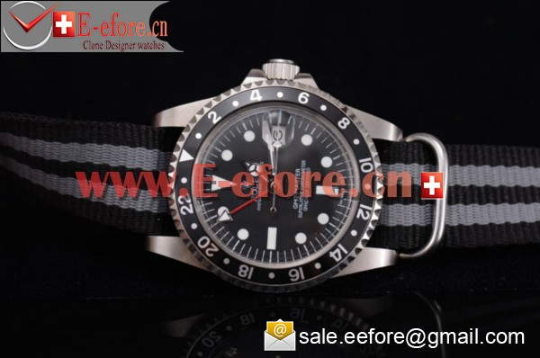 Rolex GMT-Master Steel Watch - 116730LN
