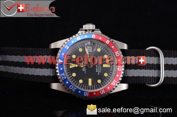 Rolex GMT-Master Steel Watch - 116730BRN